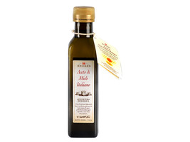 ORGANIC HONEY VINEGAR MARASCA BOTTLE -  BIO MEDENI KIS