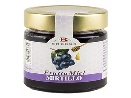 FRUIT HONEY BLUEBERRY  - AKACIJEV MED Z OKUSOM BOROVNICE