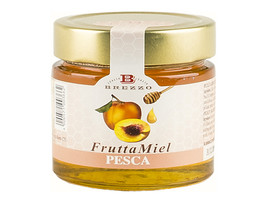 FRUIT HONEY PEACH  - AKACIJEV MED Z OKUSOM BRESKVE