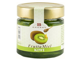 FRUIT HONEY KIWI  - AKACIJEV MED Z OKUSOM KIVIJA